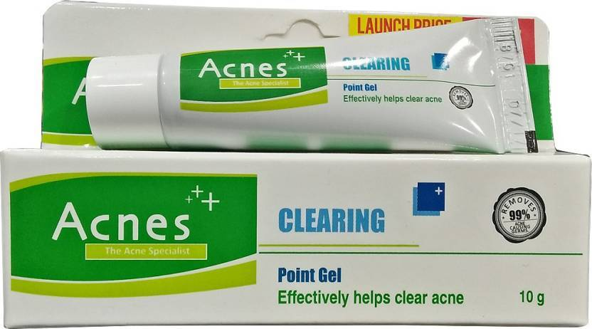 Acnes Clearing Point Gel (10 g) - naturebreedd