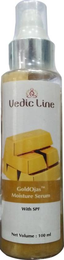Vedic Line Gold Ojas Moisture Serum (100 ml)