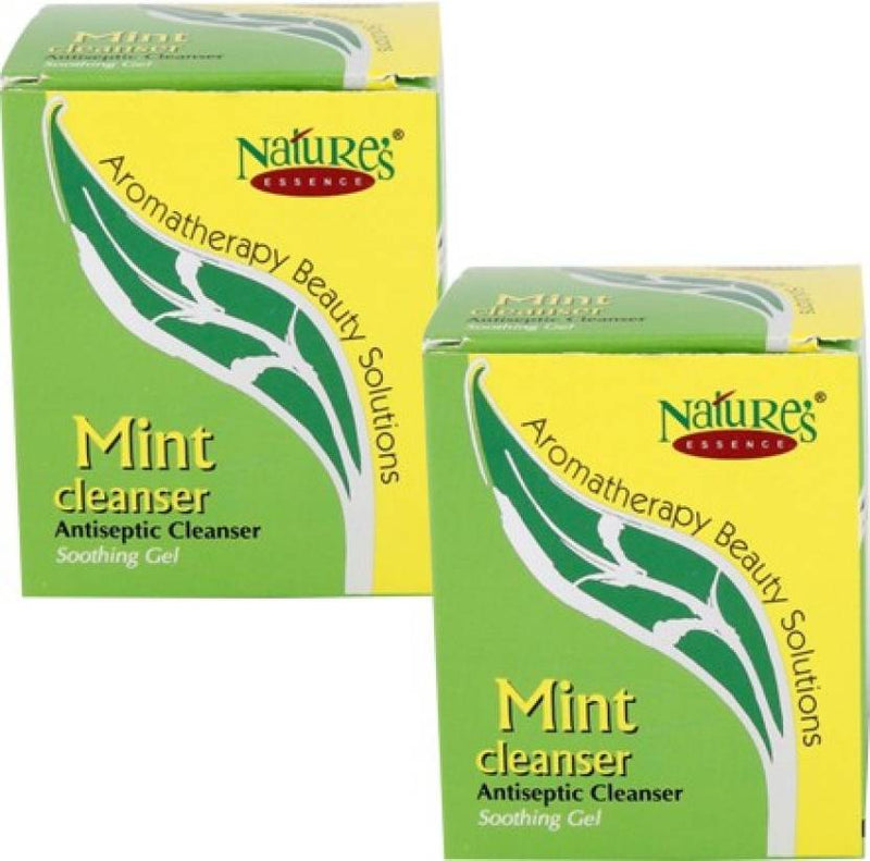 Nature'S Mint Cleanser Antiseptic Pack of 2 (100 g)