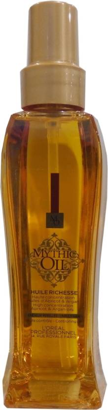 L'Oreal Paris Mythic Oil Huile Richesse Unruly Hair Hair Oil (100 ml)