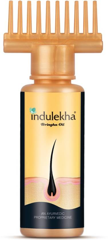 Indulekha Bringha Selfie Bottle Hair Oil (100 ml)