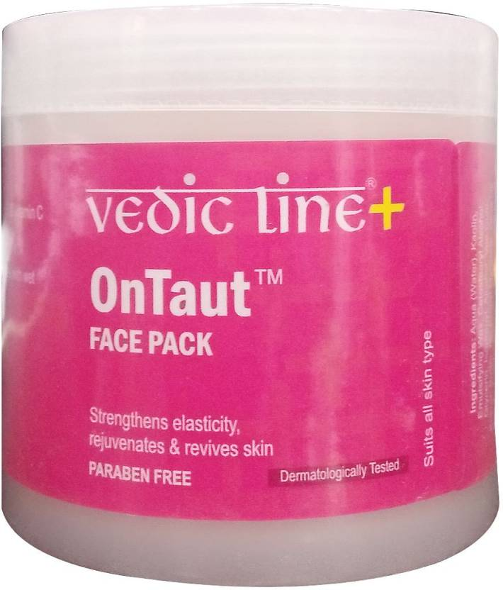 Vedic Line On Taut Face Pack (100 ml)