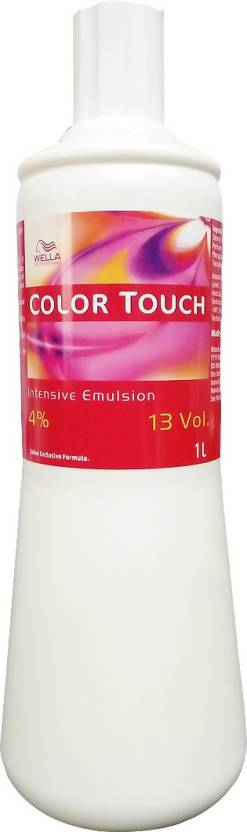 Wella Color Touch Intensive Emulsion 4% 13Vol (1000 ml)