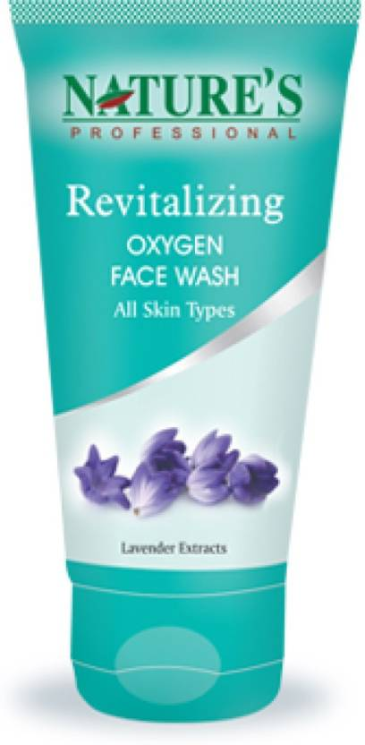 Nature'S Professional Revitalizing Oxygen  Face Wash (120 ml)
