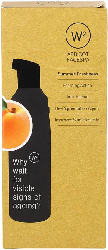 W2 Apricot Face Spa (135 ml)