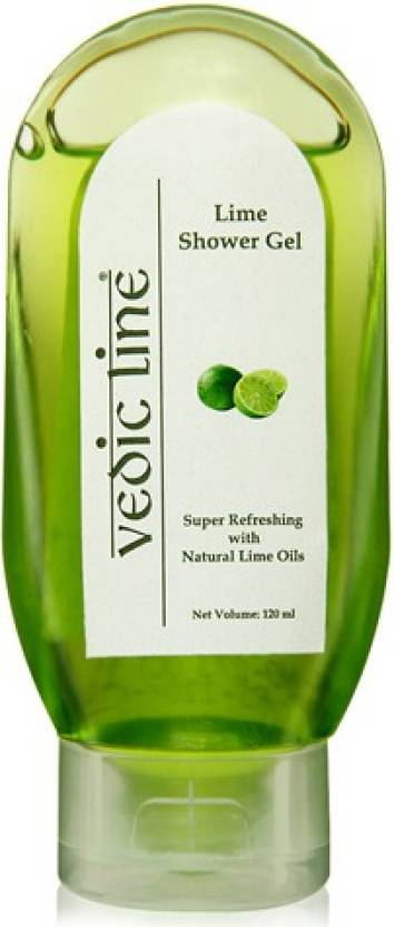 Vedic Line Lime Shower Gel (120 ml)