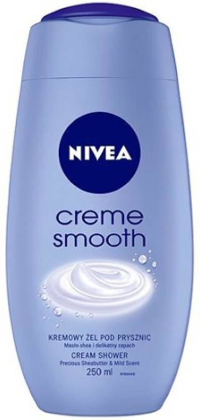Nivea Creme Smooth Shower (250 ml)