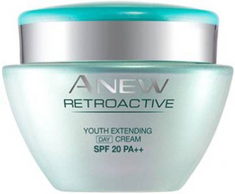 Avon Anew Retroactive Youth Extending Day Cream SPF 20 PA++ (15 g)