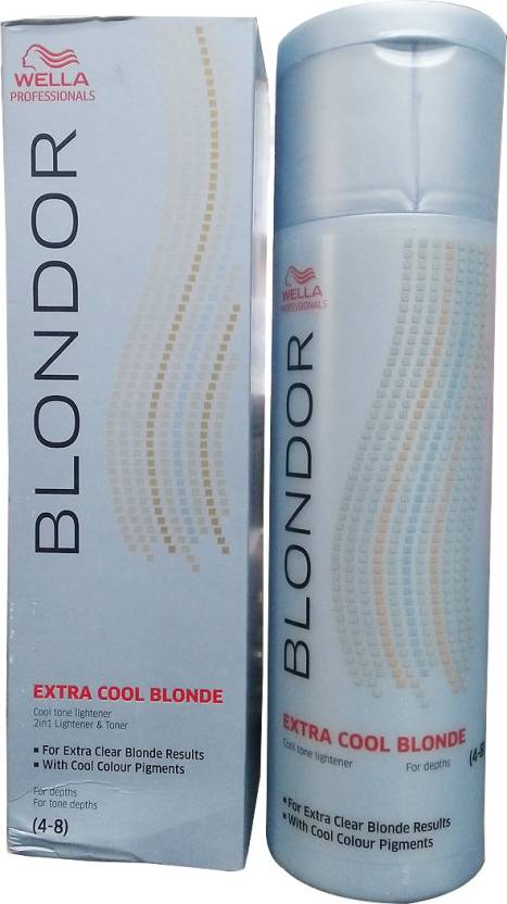 Wella Extra Cool Blonde (150 g)