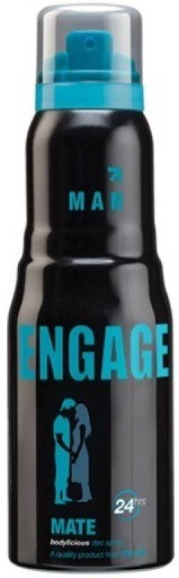 Engage Mate Deodorant Spray  -  For Men (150 ml)