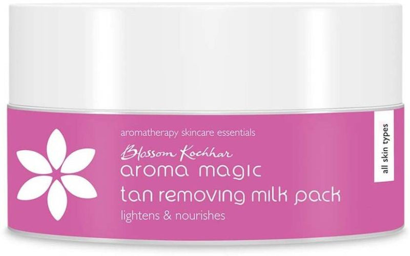 Aroma Magic Tan Removing Milk Pack (175 g)