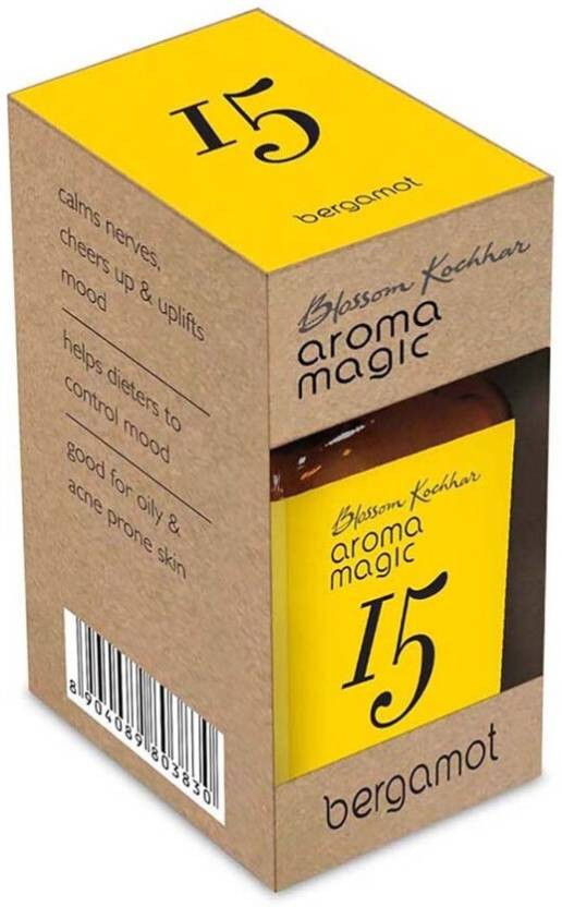 Aroma Magic Bergamot Oil (20 ml)
