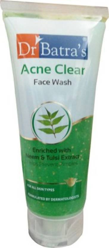 dr batra Acne Clear  Face Wash (200 g)
