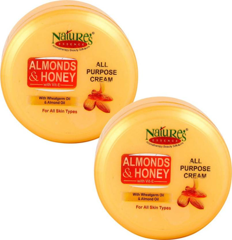 Nature's Almond & Honey All Purpose Cream (200 g)