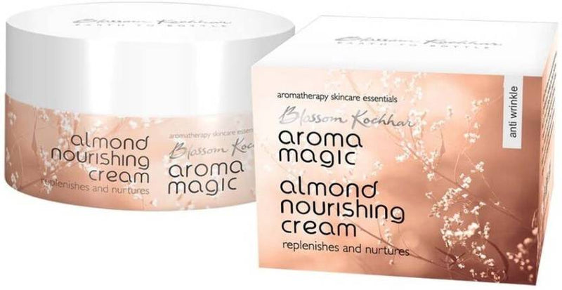 Aroma Magic Almond Nourishing Cream (200 g)