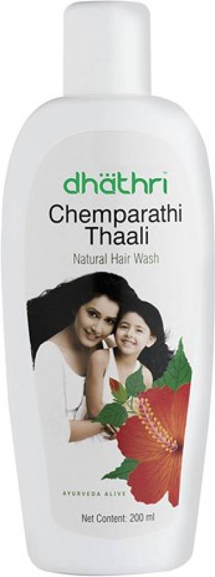 Dhathri Chemparathi Thaali Natural Hair Wash (200 ml)