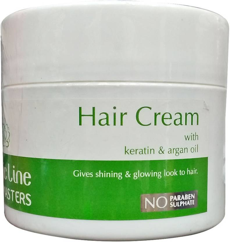 Vedic Line Hair Cream with Keratin and Argan Oil (200 ml)