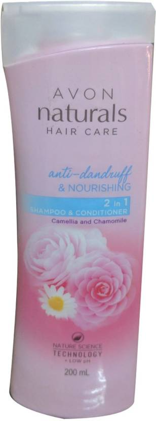 Avon Naturals Anti-Dandruff & Nourishing 2 in 1 shampoo & conditioner (200 ml)