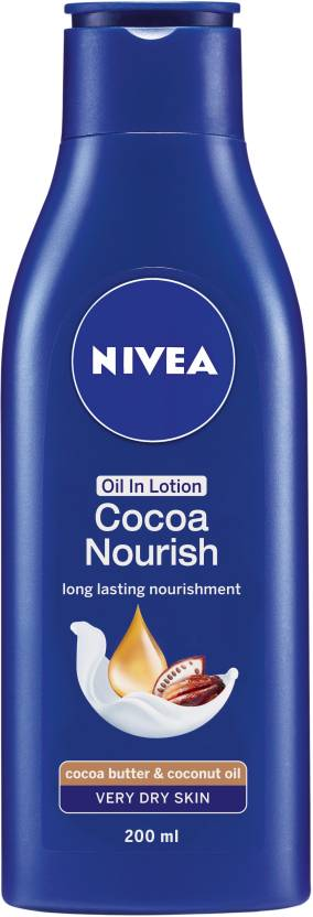 Nivea Cocoa Nourish (200 ml)