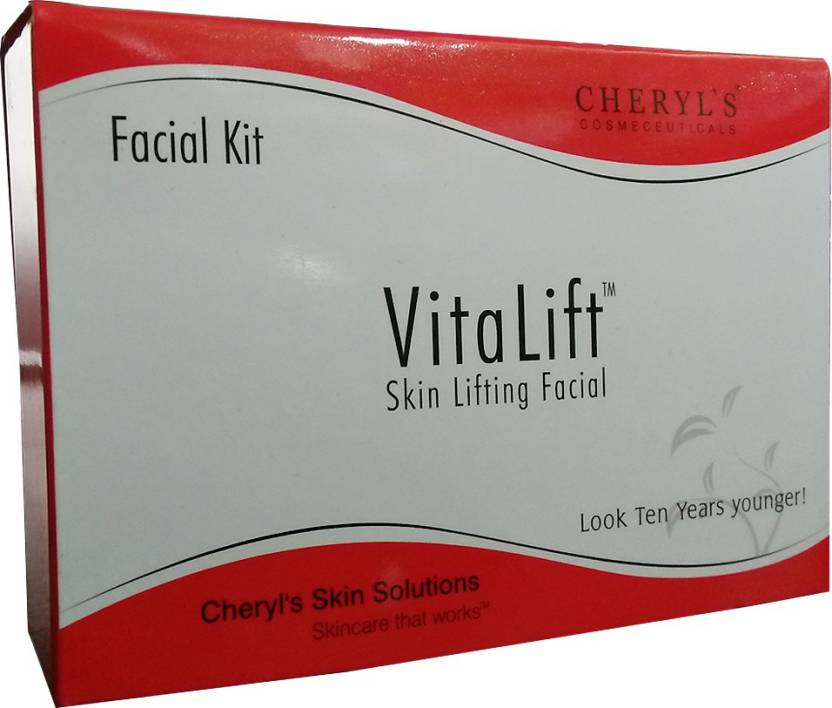 Cheryl's Vitalift Skin Lifting Facial 25 ml (Set of 7)