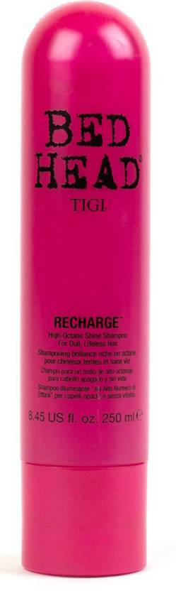 Tigi Bed Head Recharge Shine Shampoo (250 ml)
