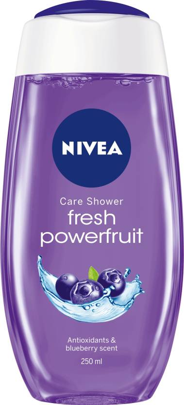 Nivea Care shower fresh powerfruit (250 ml)