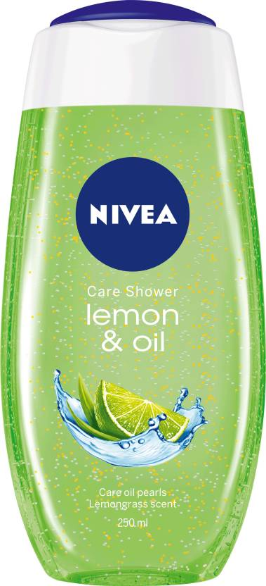 Nivea Lemon and Oil Care Shower Gel (250 ml)