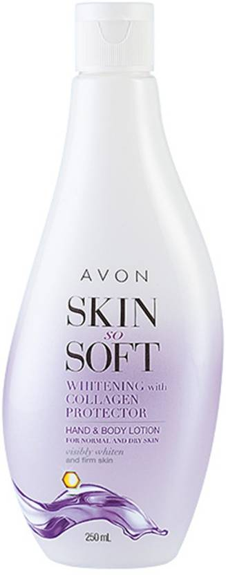 Avon Skin So Soft Collagen Protector Complex Hand & Body Lotion (250 ml)
