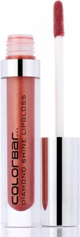 Colorbar Diamond Shine Lipgloss (3.8 ml, 010 Sunburn)