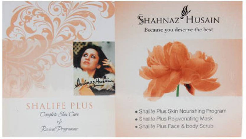 Shahnaz Husain Shalife Plus Kit ( Set of 3) 30 g (Set of 3)