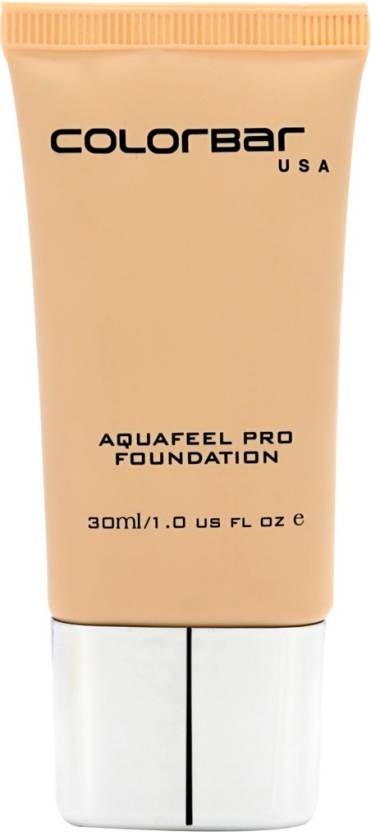 Colorbar Aquafeel Pro  Foundation (Apple Crunch, 30 ml)
