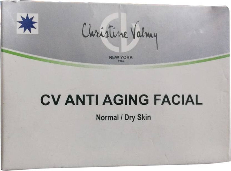 Christine Valmy CV Anti Aging Facial Kit 35 g (Set of 3)