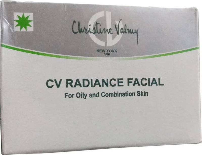 Christine Valmy CV Radiance Facial Kit 35 g (Set of 3)