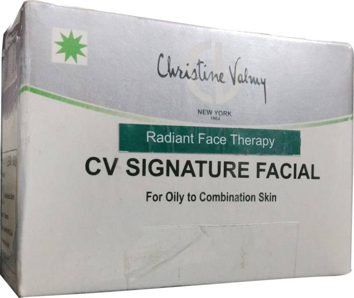 Christine Valmy CV Signature Facial Kit 35 g (Set of 3)