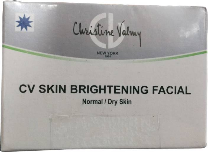 Christine Valmy CV Skin Brightening Facial Kit 37 g (Set of 3)