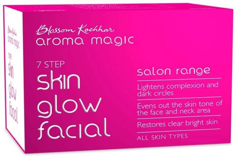 Aroma Magic Skin Glow Facial Salon Range 38 g