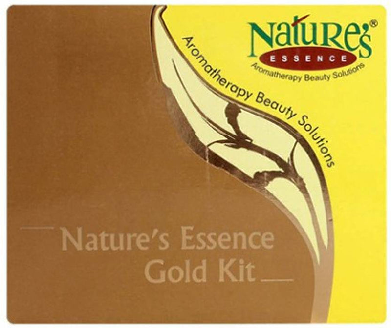 Nature's Essence Gold Kit 125 g (Set of 4)