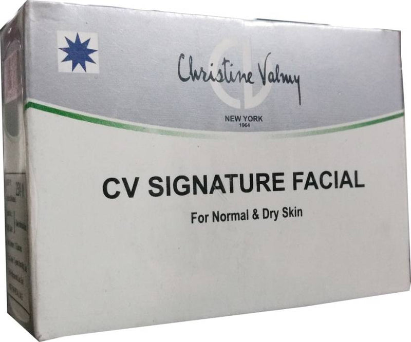 Christine Valmy CV Signature Facial Kit 40 g (Set of 3)