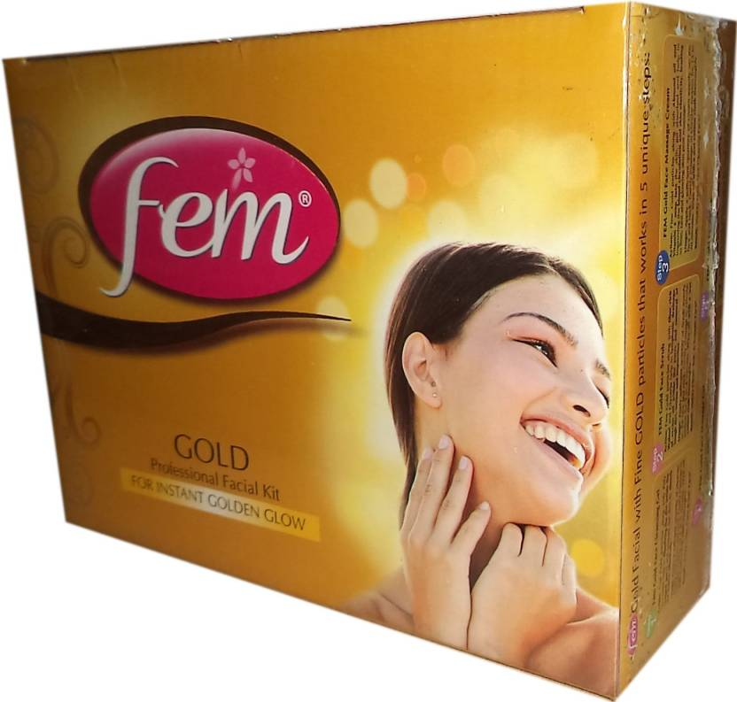 Fem Fem Gold Facial Kit 300 g (Set of 5)
