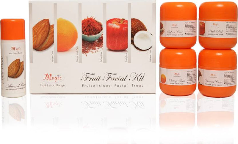 Nature's Essence Fruit Facial Kit 575 g (Set of 5)