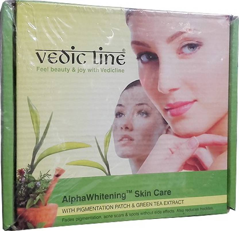 Vedic Line Alpha Whitening Skin Care 230 ml (Set of 5)