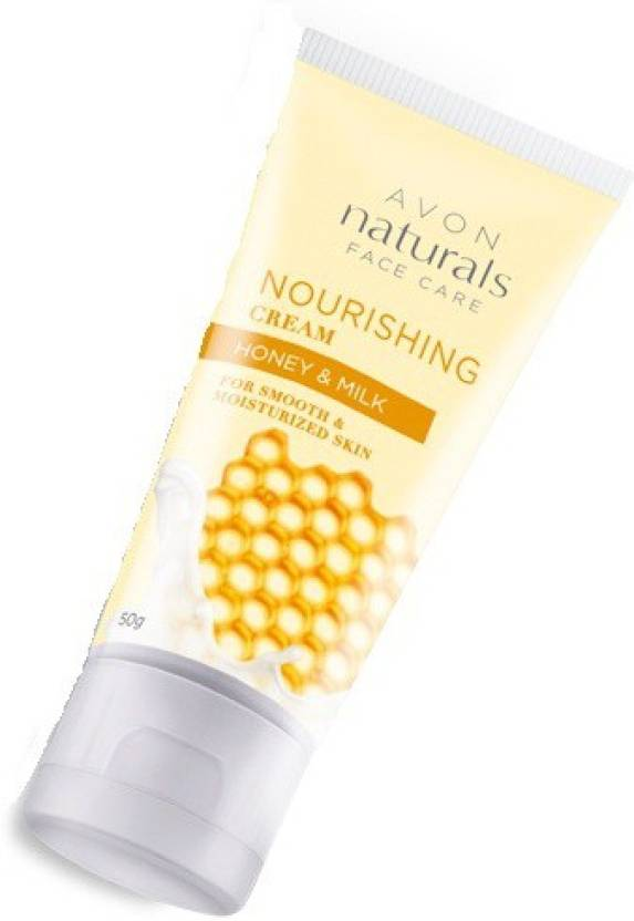 Avon NATURALS NURISHING HONEY & MILK CREAM (50 g)