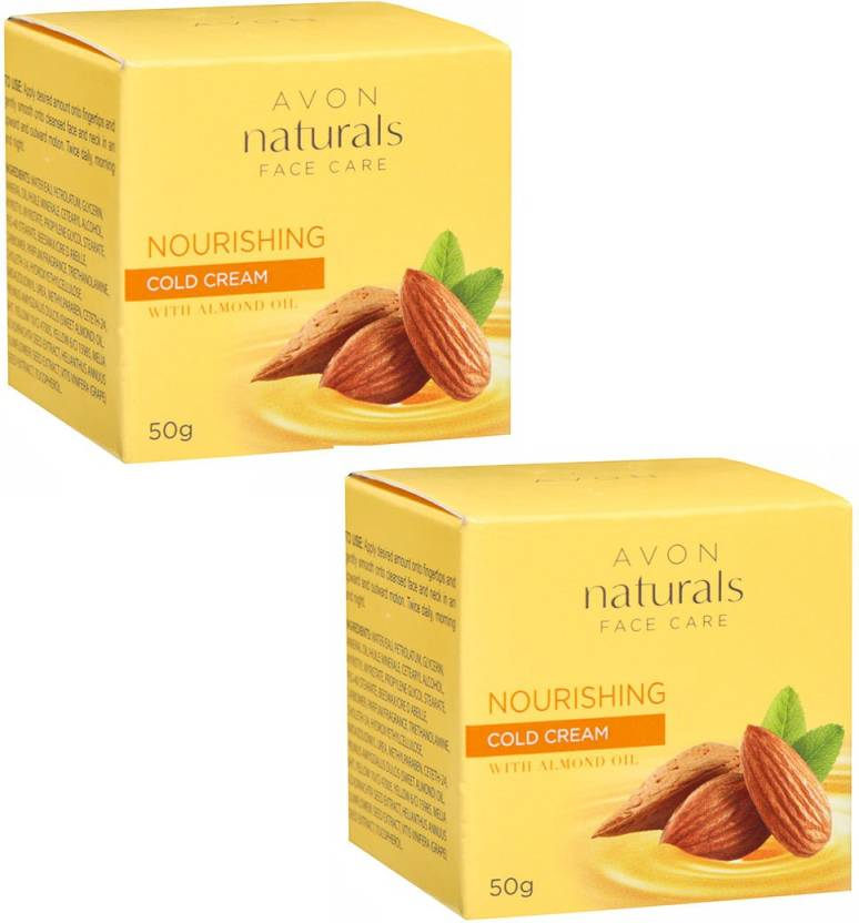 Avon Nourishing Cold Cream Pack of 2 (50 g)