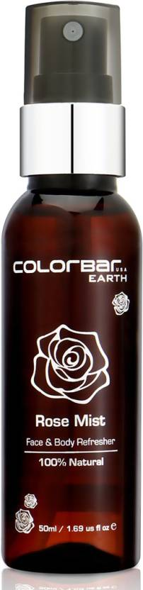 Colorbar Rose Mist Face and Body Refreshner (50 ml)