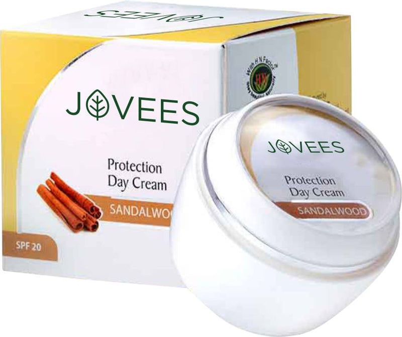 Jovees Sandalwood Protection Day Cream (50 g)
