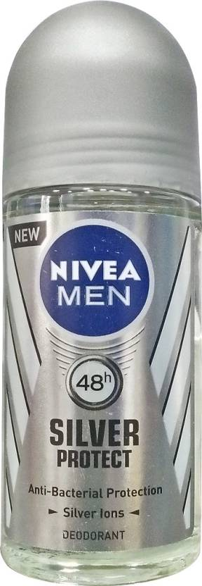 Nivea Silver Protect Roll On Deodorant Roll-on  -  For Men (50 ml)