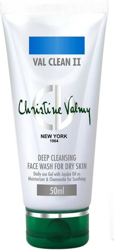 Christine Valmy Val Clean 2 Deep Cleansing  Face Wash (50 ml)