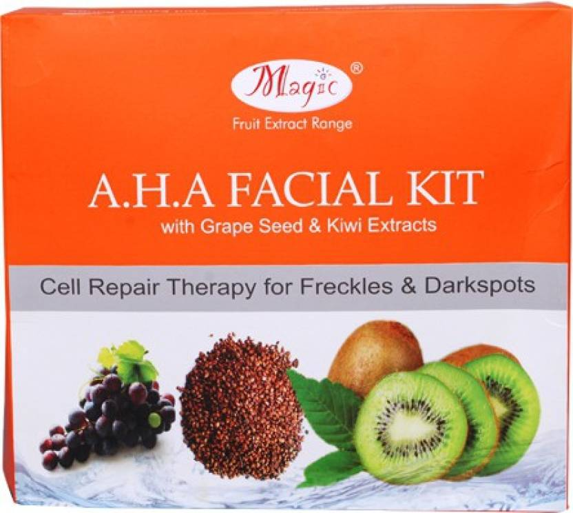 Nature's A.H.A Facial Kit 600 g (Set of 6)