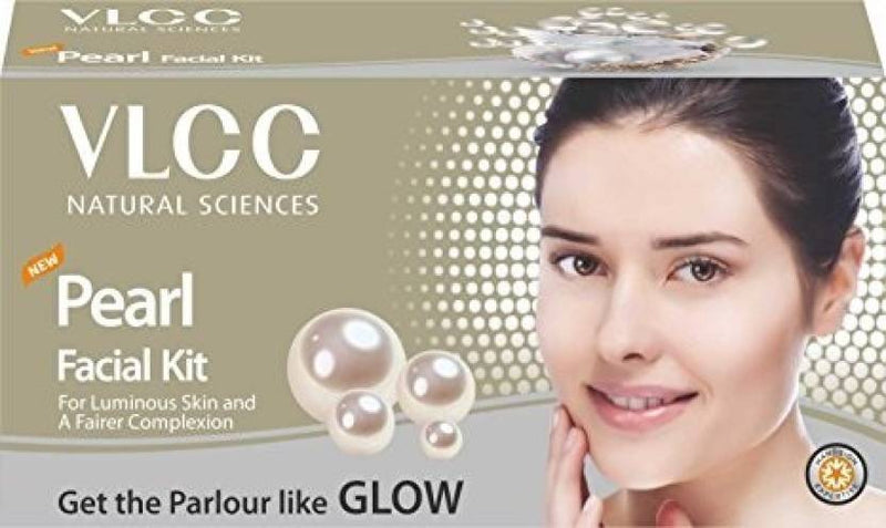 VLCC Pearl Facial Kit 60 g (Set of 6)