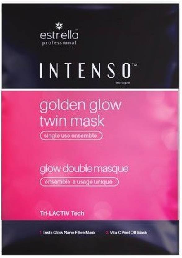 Estrella Intenso Golden Glow Twin Mask (69)